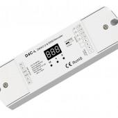 Skydance D4C-L LED Controller 350mA 4CH Constant Current DMX512 & RDM Decoder