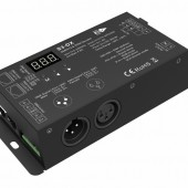 Skydance S3-DX LED Controller 3CH*1.5A AC 110-240V DMX Decoder
