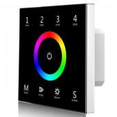 Skydance T13 LED Controller 85-265V 4 Zones 2.4G RGB Touch Panel Remote