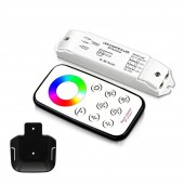 T3-R3 Bincolor Led Controller Mini Wireless Remote NW WW Dimmer Receiver Set