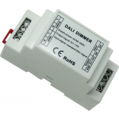 Rail DALI Turn To 0/1-10V Dimmer DL108 LED Controller