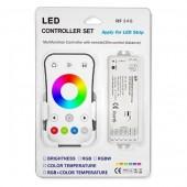 VP + R8-1 Skydance 3A*4CH RGBW LED Controller Set