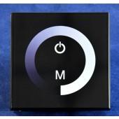 LED Touching Panel Dimmer for Single Color LED Strip Light