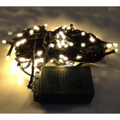 10M 100 LED Fairy Light String Waterproof Dark Green Wire Decoration Lighting