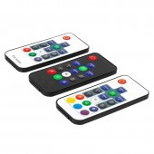 WS2811 WS2812B RGB Mini Led Controller Remote RF Wireless 3pin SM JST DC5V-24V