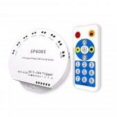 WS2812B Bluetooth APP Music Controller SP608E SP602E IOS Android App 5V-24V