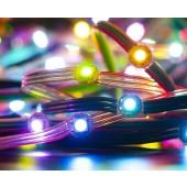 WS2812B Pixels RGB LED Module Heatsink Board Nodes String Addressable 5V