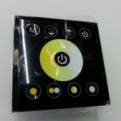 Ww/Cw Led Touch Dimmer Wall Color Temperature Controller